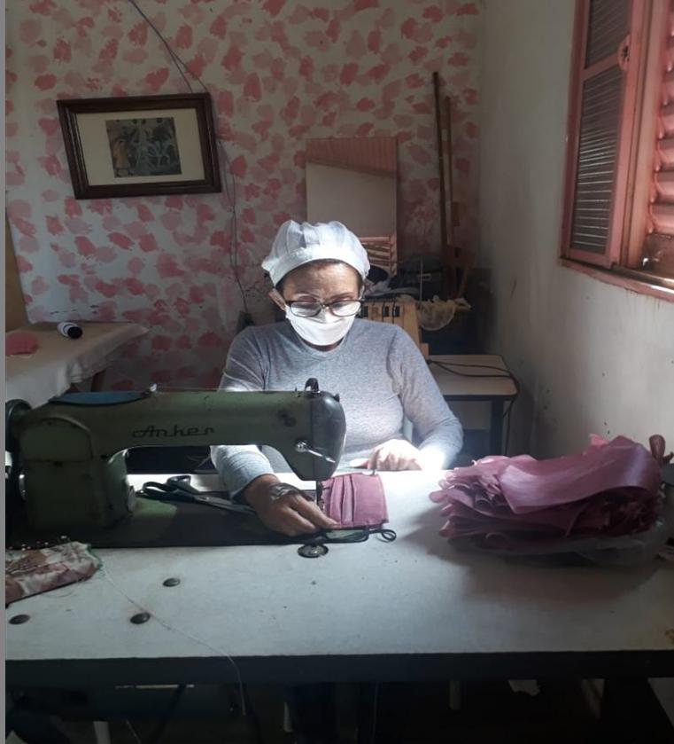 """Zilor mobiliza ação """"Mãos que Costuram Esperança"""" para doação de máscaras"""