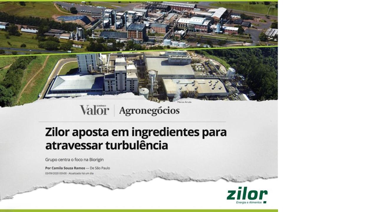 Zilor é destaque no jornal Valor Econômico