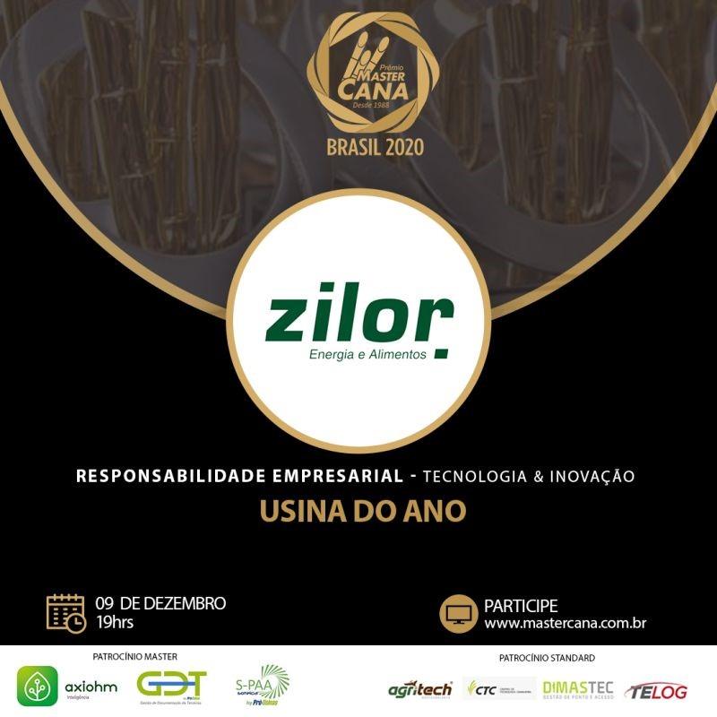 Zilor é destaque na Premiação MasterCana Brasil 2020