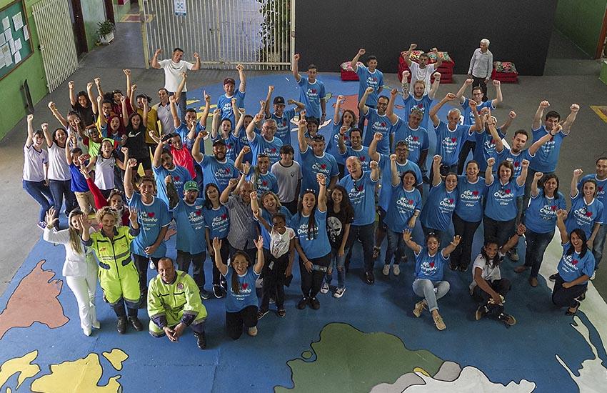 Zilor investe mais de R$ 1 milhão em projetos sociais nas comunidades