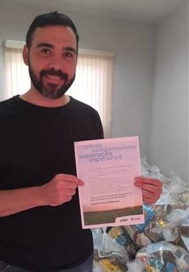 Solidariedade: Zilor doa 300 cestas básicas para comunidades