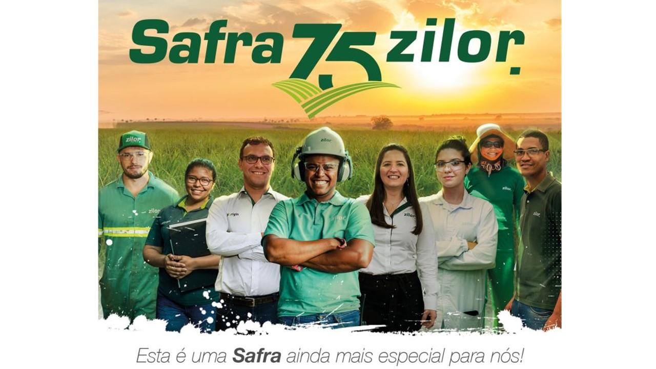 Zilor inicia Safra 75: uma Safra ainda mais especial para todos nós!
