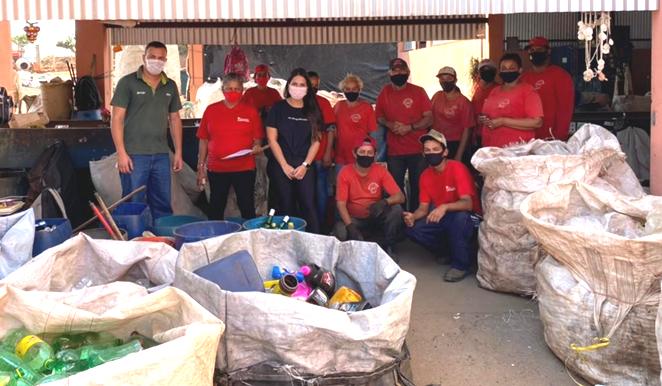 Zilor fecha parceria com cooperativa para destinação de materiais recicláveis